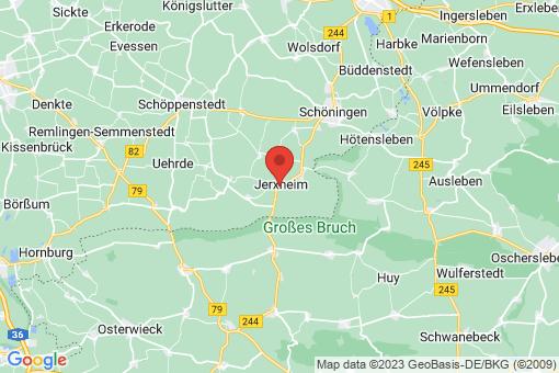 Karte Jerxheim
