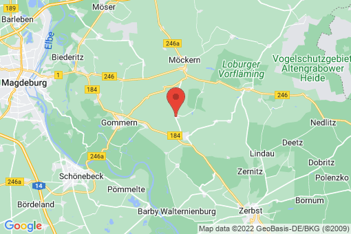 Karte Ladeburg