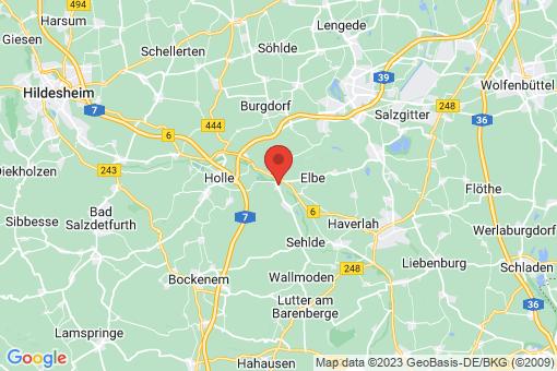 Karte Baddeckenstedt