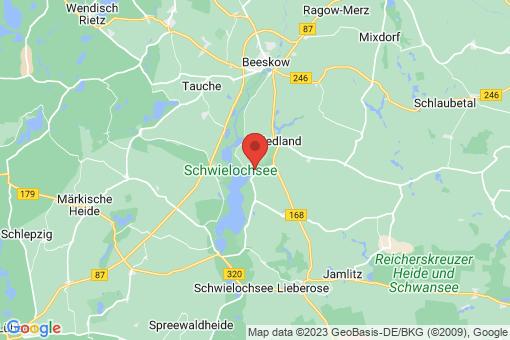 Karte Friedland Niewisch