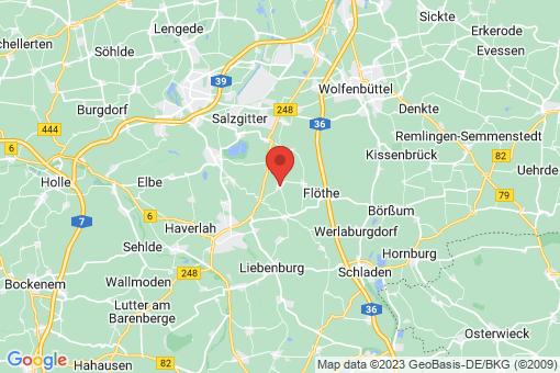 Karte Salzgitter Flachstöckheim