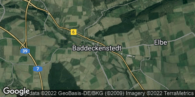 Google Map of Baddeckenstedt