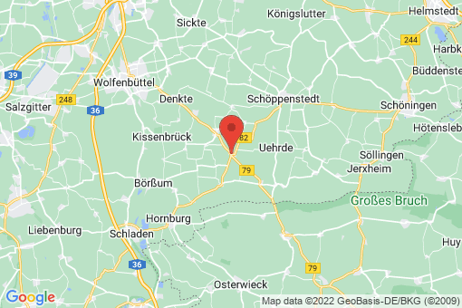 Karte Semmenstedt