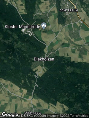 Google Map of Diekholzen