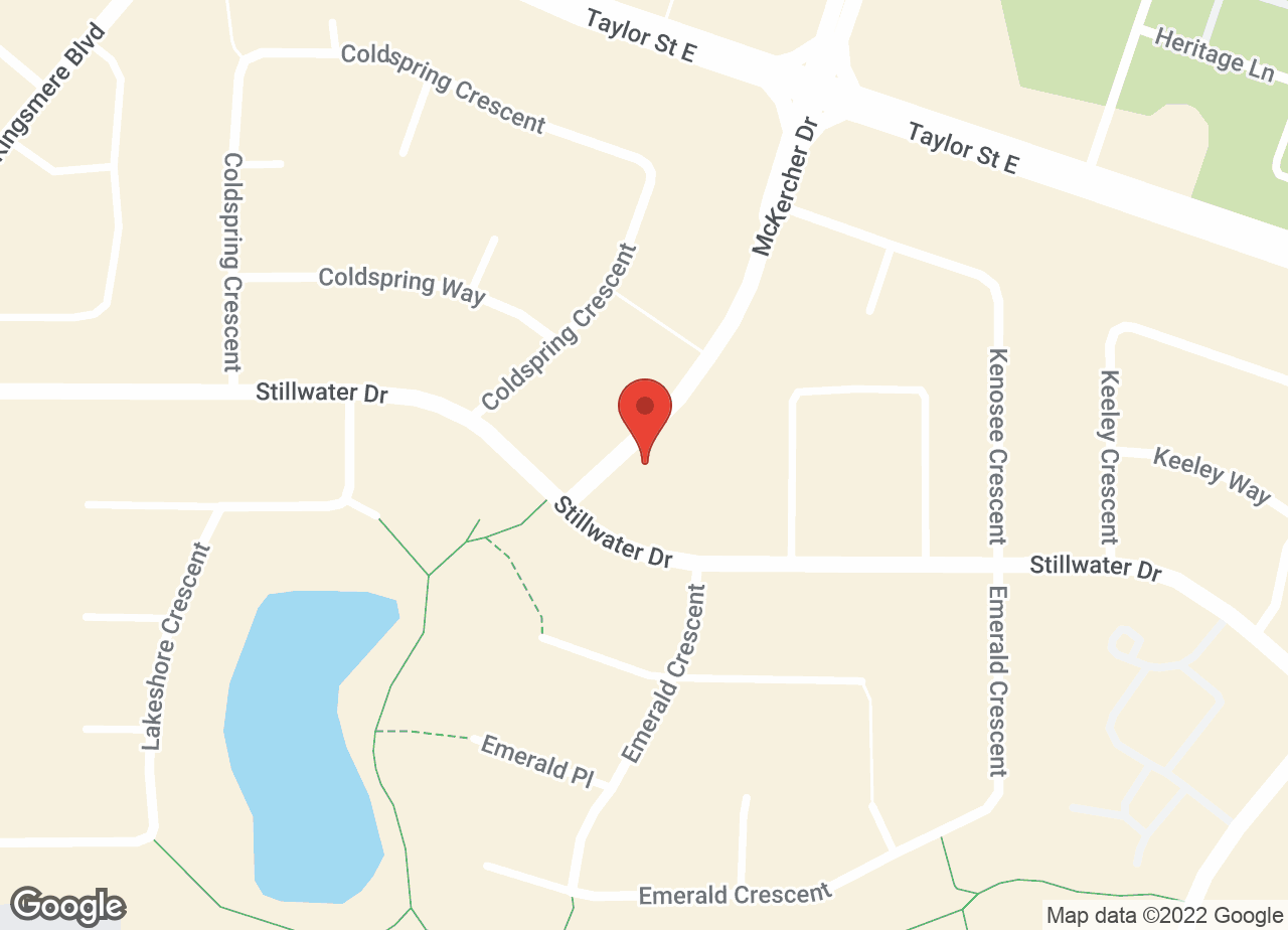 Google Map of Lakeview Animal Hospital