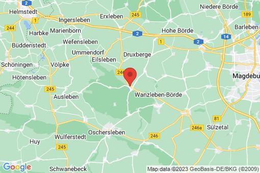 Karte Seehausen