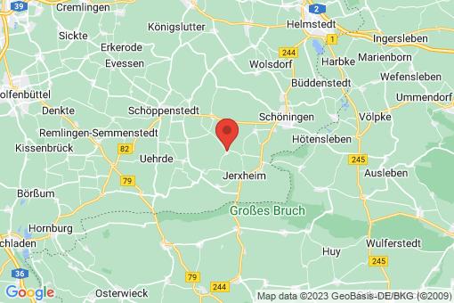 Karte Ingeleben