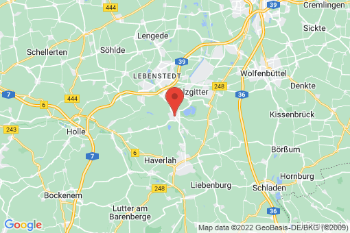Karte Salzgitter Gebhardshagen