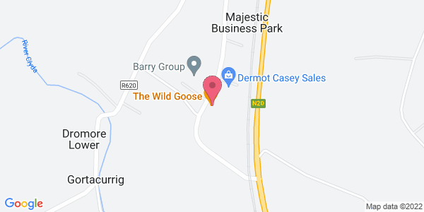 Get directions to The Wild Goose