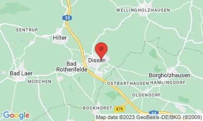 Arbeitsort: 33824 Werther (Westf.) 33790 Halle (Westf.) - Bokel 33824 Werther (Westf.) - Werther 33790 Halle (Westf.) - Hörste 33829 Borgholzhausen - Barnhausen 33824 Werther (Westf.) - Theenhausen 33829 Borgholzhausen - Holtfeld 33803 Steinhagen - Amshausen 33619 Bielefeld - Kirchdornberg 33829 Borgholzhausen - Hamling