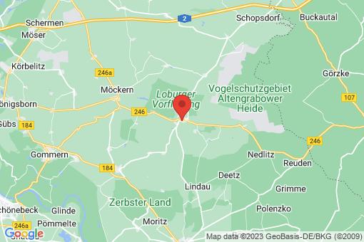 Karte Loburg