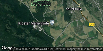 Google Map of Marienrode