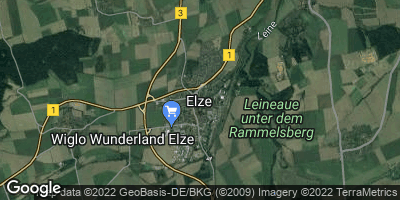 Google Map of Elze
