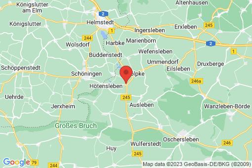Karte Barneberg