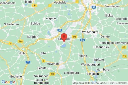 Karte Salzgitter Heerte