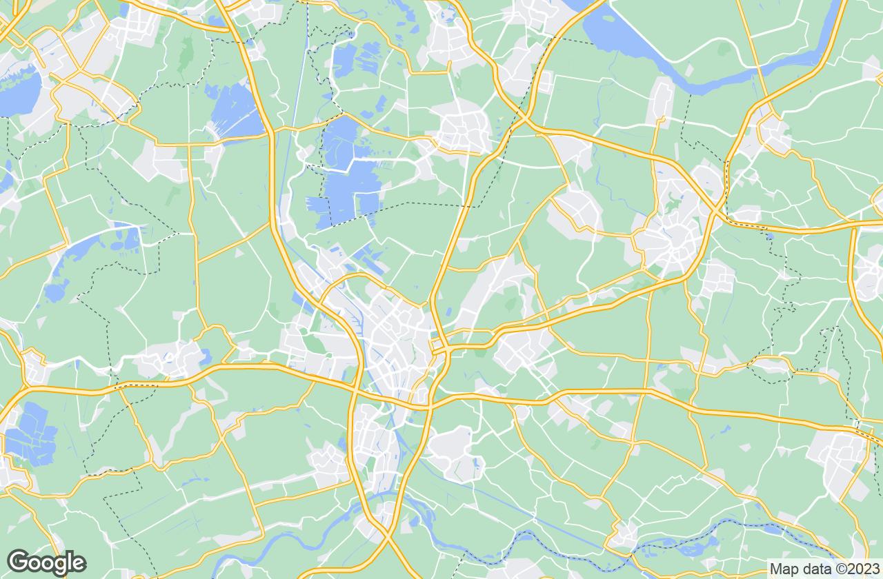 Google Map of جروينيكان