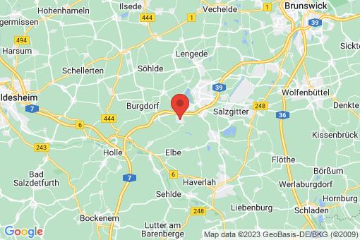 Karte Salzgitter Lichtenberg