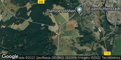 Google Map of Diehlo