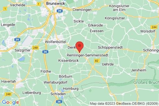 Karte Wittmar