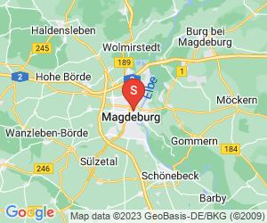 Karte für Spielbank Magdeburg