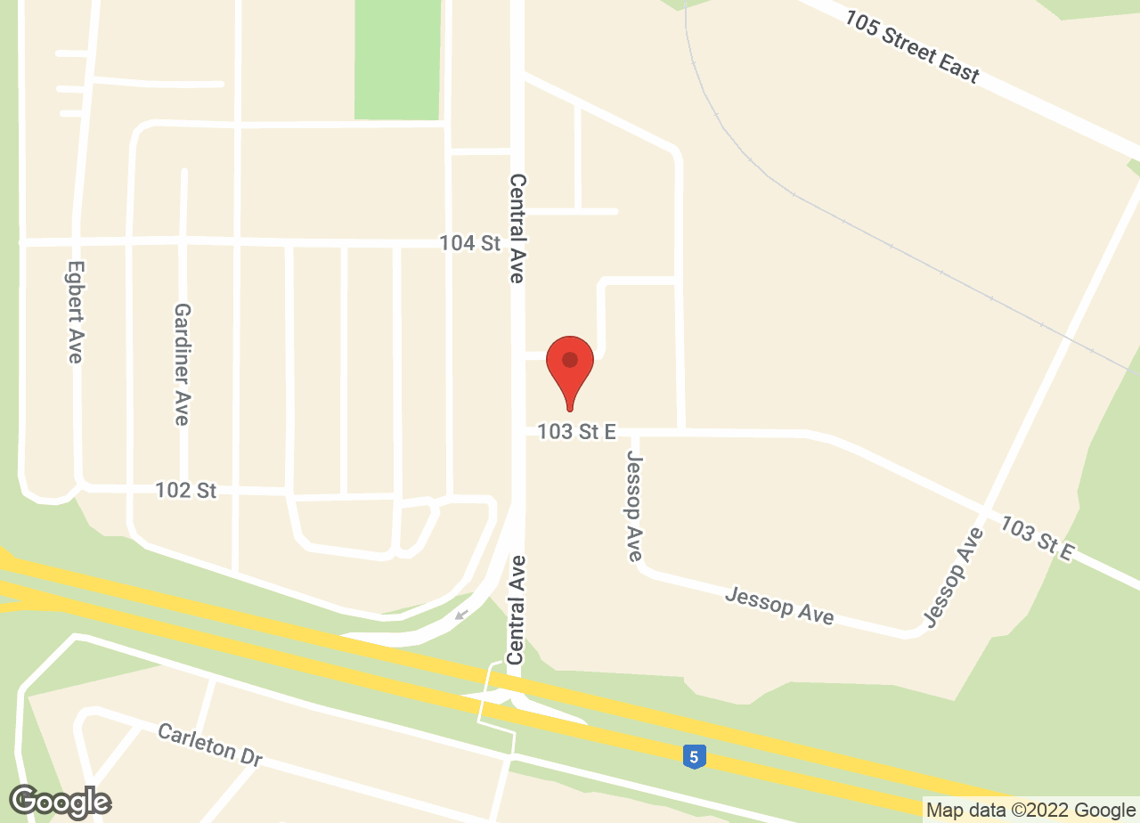 Google Map of Central Animal Hospital