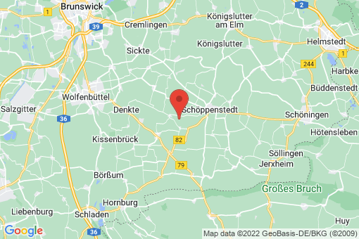 Karte Vahlberg