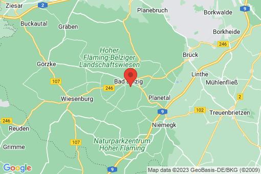 Karte Belzig