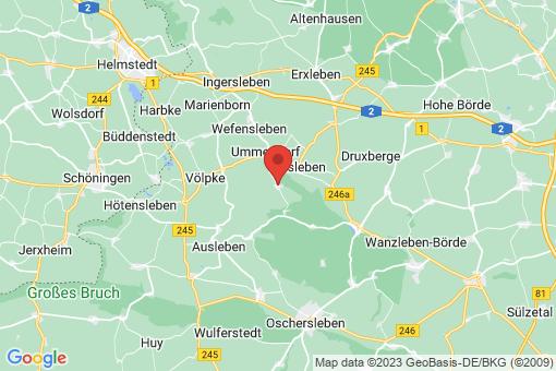 Karte Wormsdorf