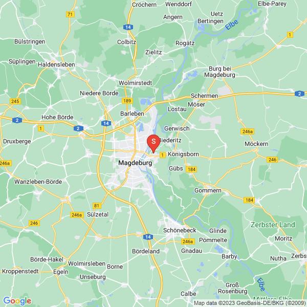 Sommerrodelbahn im Elbauenpark Magdeburg