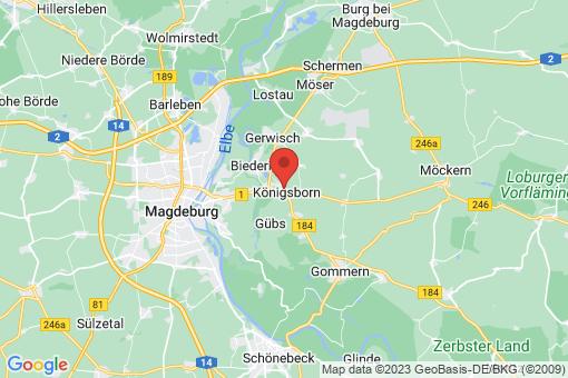 Karte Königsborn