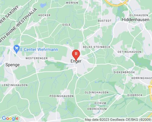 Google Karte von Rohrreinigung Enger