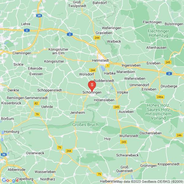 Disc Golf-Anlage Schöningen