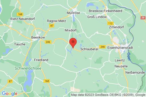 Karte Dammendorf