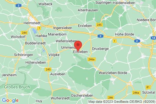 Karte Eilsleben