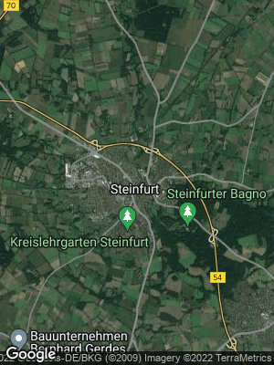Google Map of Burgsteinfurt