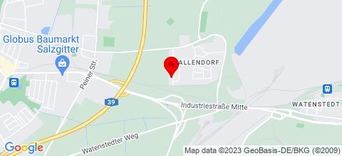 Google Map für Monteurzimmer Gatz