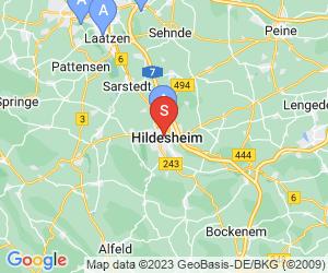 Karte für Wasserparadies Hildesheim