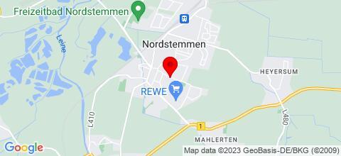 Google Map für Monteurzimmer Holzendorf