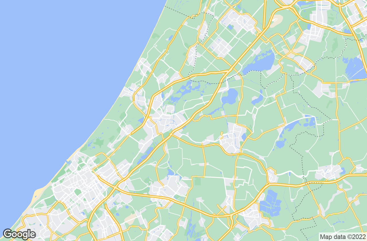 Google Map of Leiderdorp