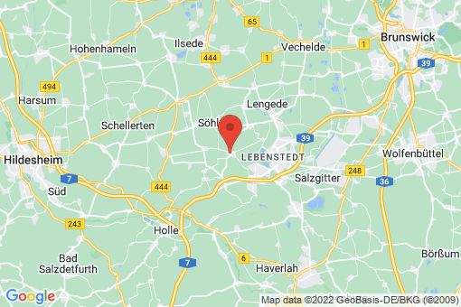 Karte Salzgitter Lesse