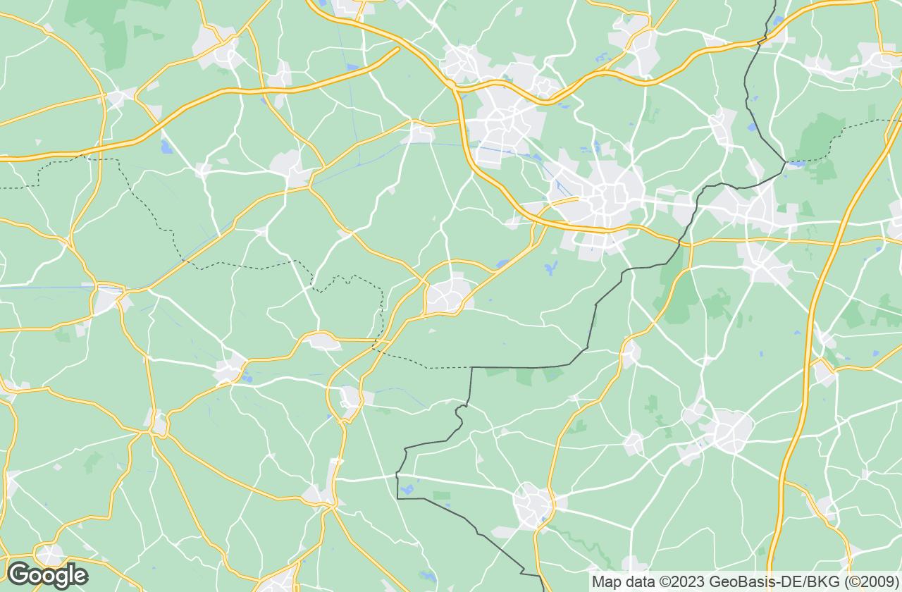 Google Map of Haaksbergen