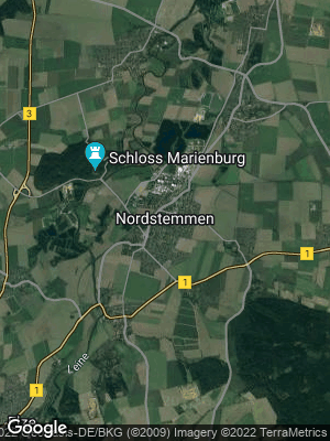 Google Map of Nordstemmen
