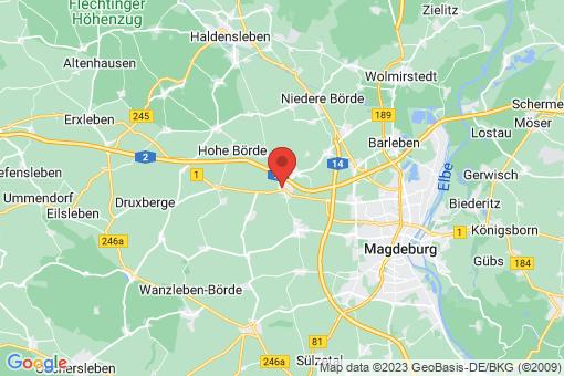 Karte Irxleben