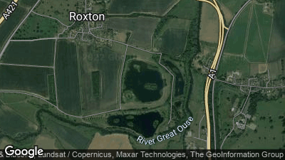 Roxton Park Trout Fishery
