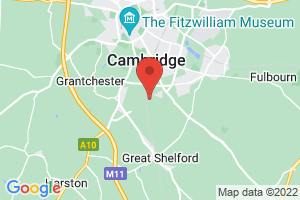 Royal Papworth Hospital Library & Knowledge Services on the map