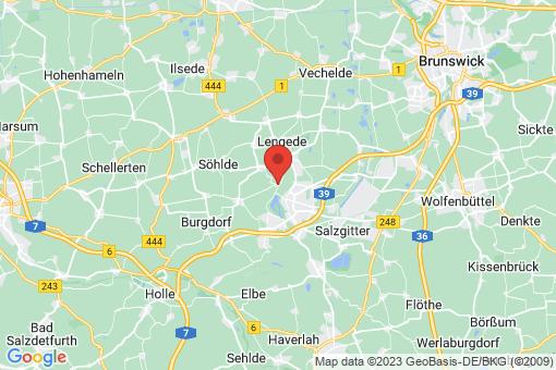 Karte Salzgitter Reppner