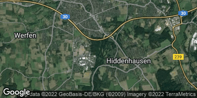 Google Map of Bustedt