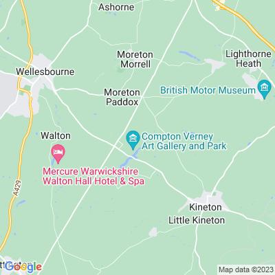 Compton Verney Location