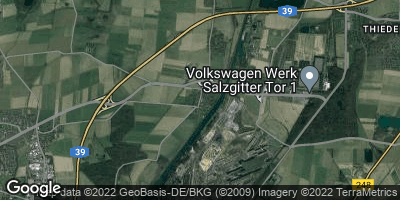 Google Map of Bleckenstedt