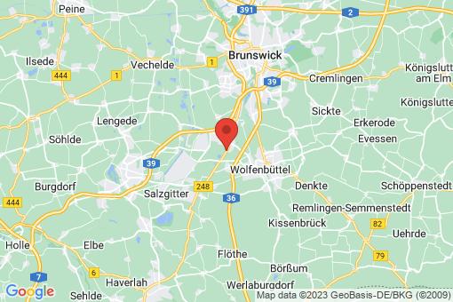 Karte Salzgitter Beddingen